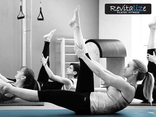 Revitalize Pilates & Fitness