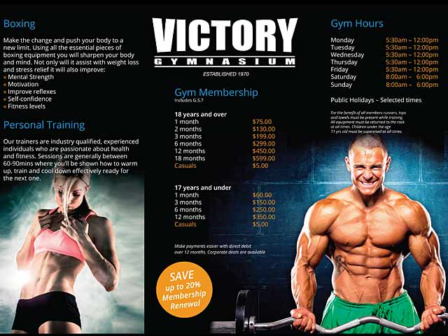 Victory-Gym-brochure